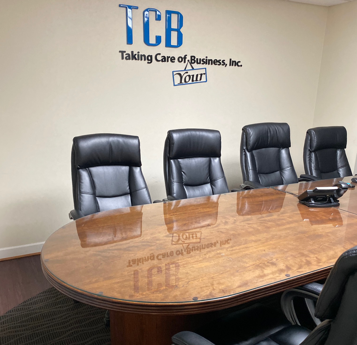 About TCB
