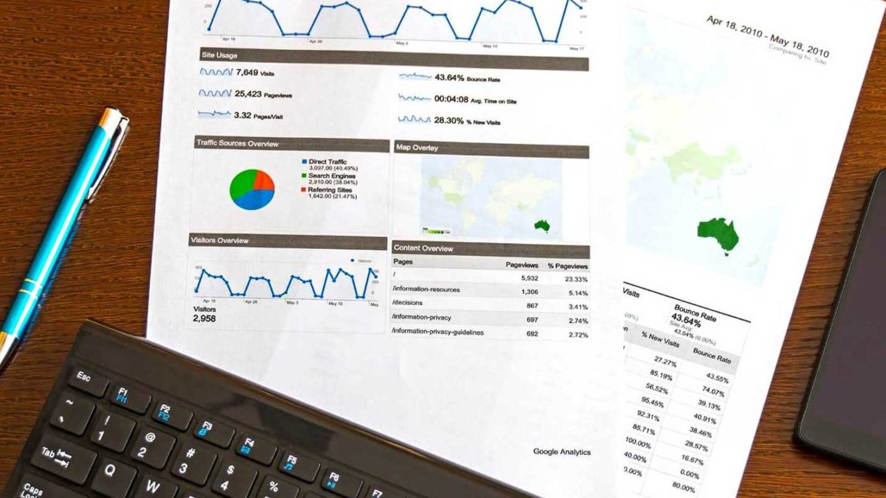 Documents with SEO information