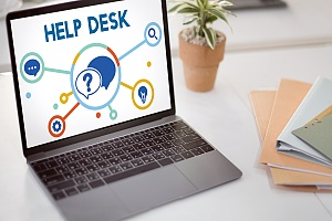 a virtual help desk is one of the benefits of a managed it service provider