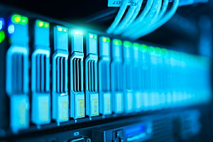 data servers providing individuals with website hosting