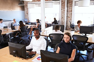 outsourced it support service department helping clients located in va