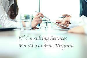 IT consulting services for Alexandria, VA