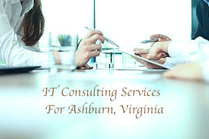 IT consulting services for Ashburn, Virginia