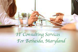 IT consulting services for Bethesda, MD