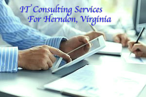 IT consulting services for Herndon, Virginia
