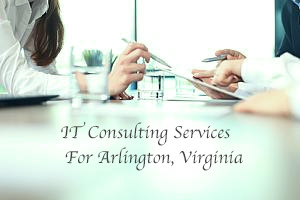 IT consulting services for Arlington, Virginia
