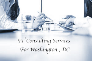 IT consulting services Washington, DC