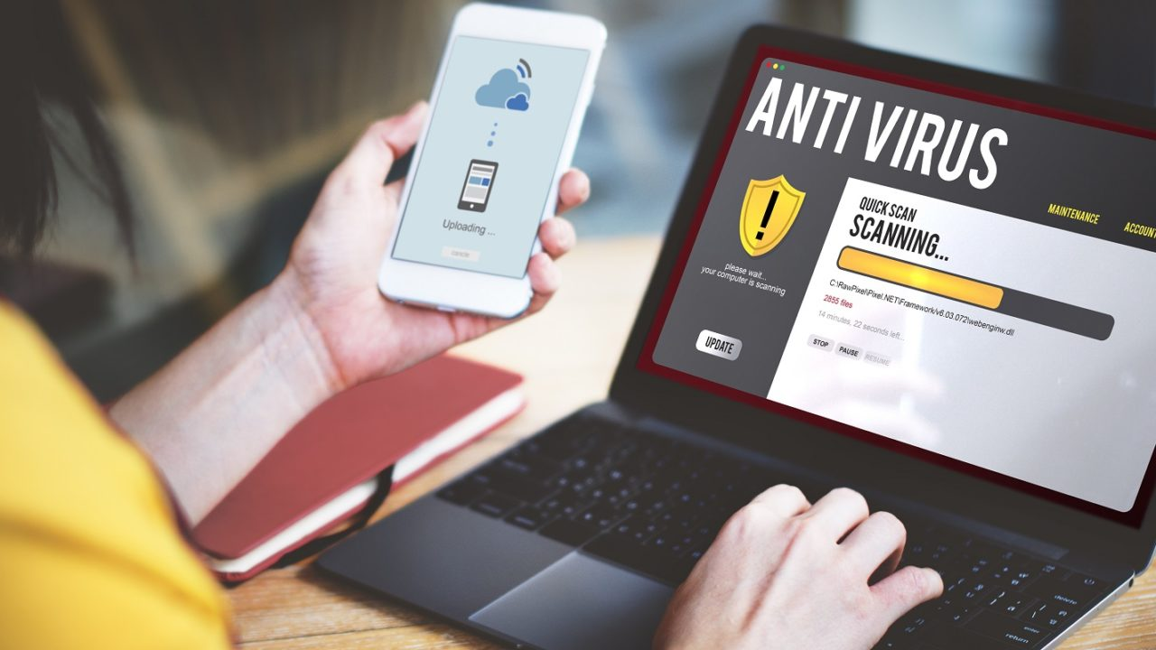 Antivirus Solutions for Small Business- Antivirus Alert and Scanning