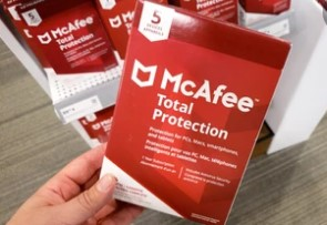 Mcaffe Total Protection- Antivirus Solutions for Small Businesses