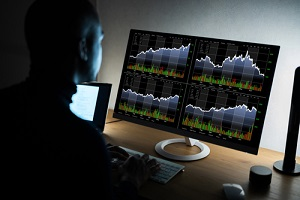 african stock market analyst trading using internet technology