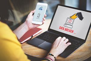 Cyberattack causes data breach